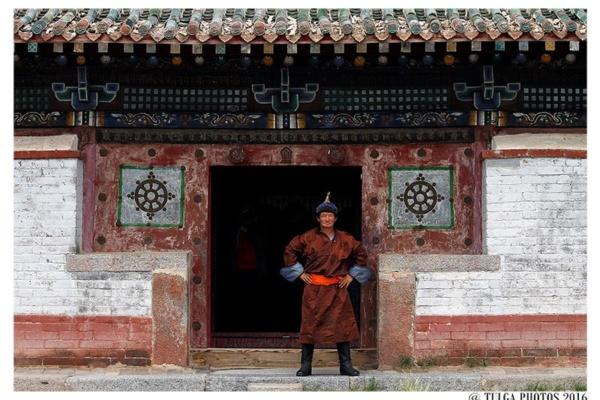 Mongol Erdene zuu monastery