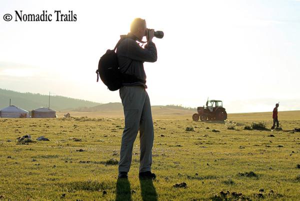 photo tour mongolia