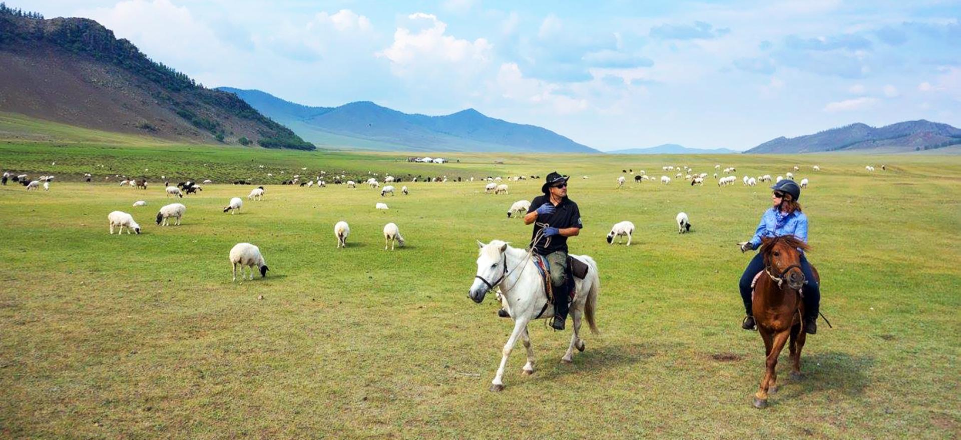 RIDE MONGOLIA 2019