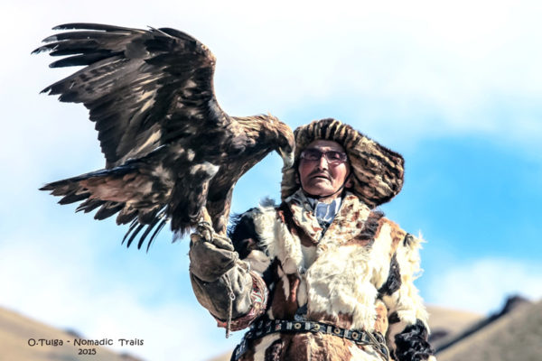 Golden Eagle Hunter
