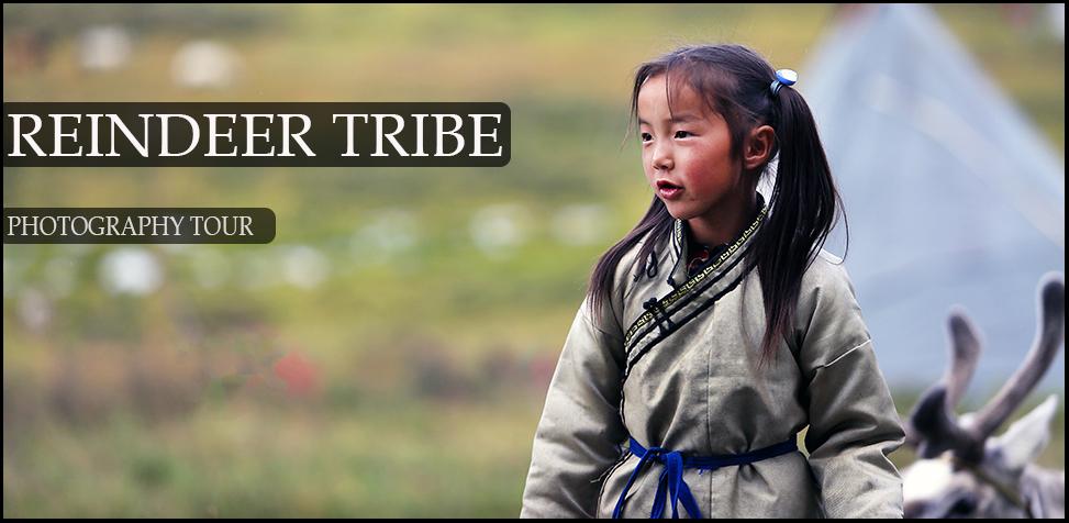 Photo tour Reindeer Tribe Mongolia