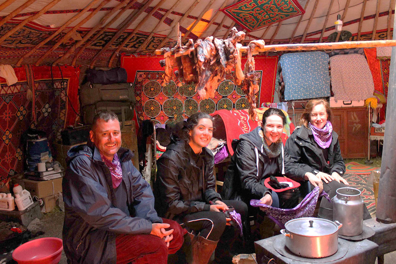 Things-to-do-in-Mongolia-Living-in-a-ger