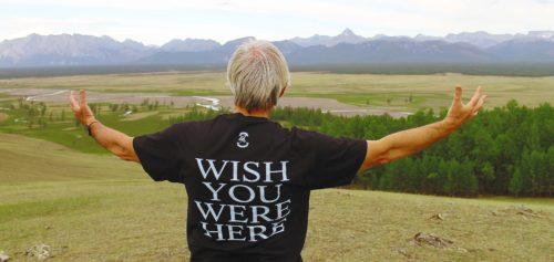 wish-you-were-here -Mongolia