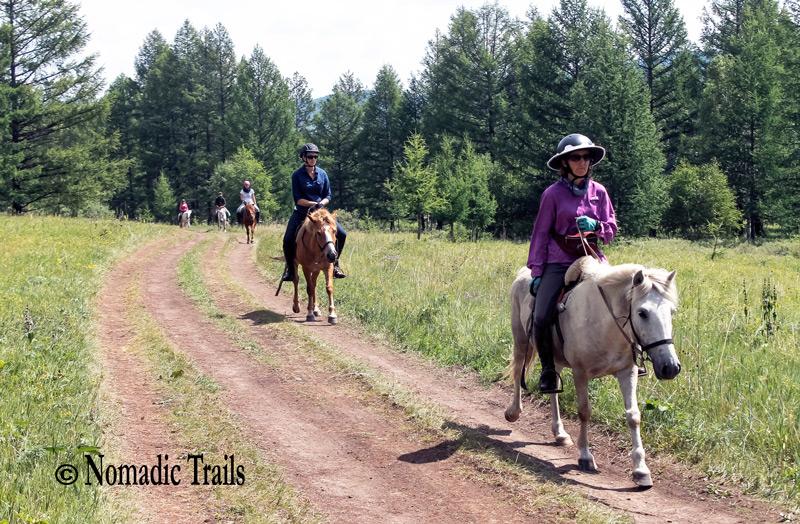 Ride Mongolia