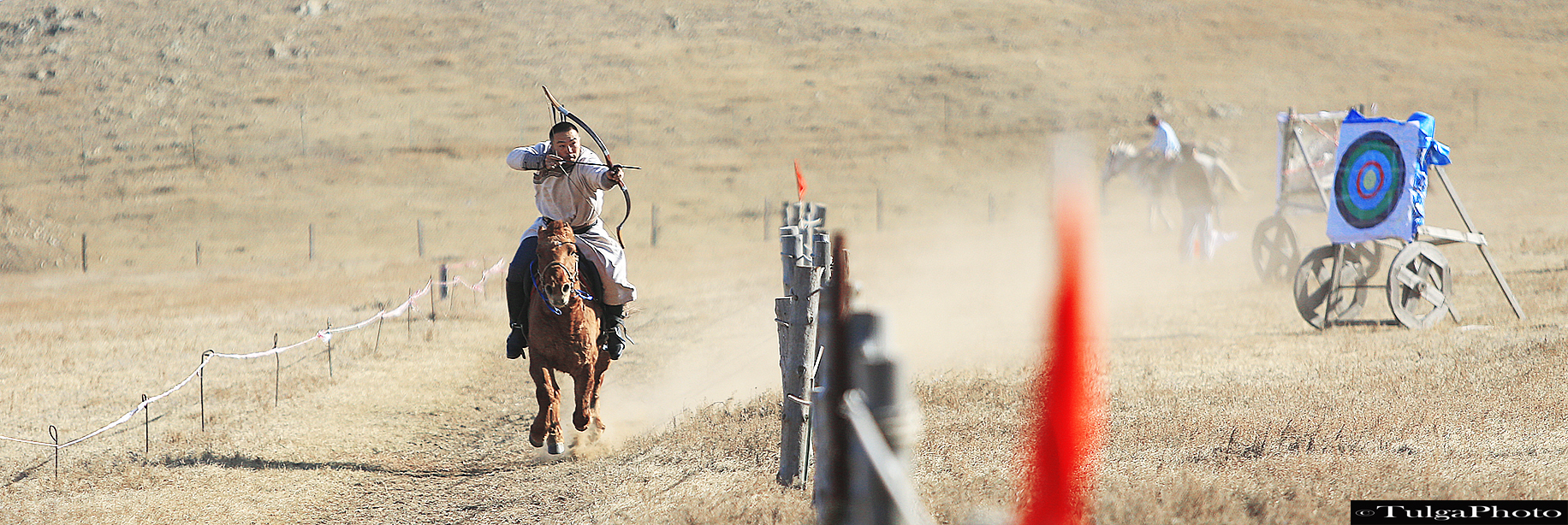 Mounted Archers in Mongolia | Horse Archery Tour 2019