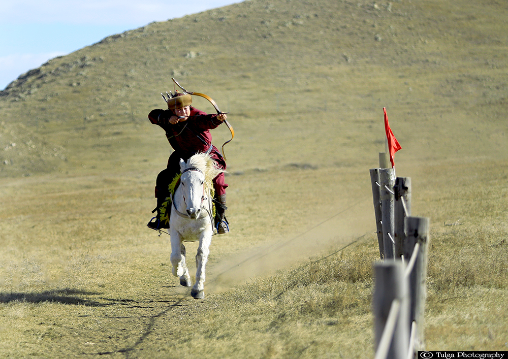 Mounted Horse Archery2