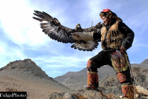 Goldedn Eagle Hunter1