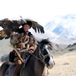 Golden Eagle Huntress