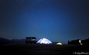 Phurgon tent with night sky small