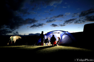 Tented camping in wilderness Mongolia3