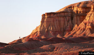 Tsagaan-Suvarga canyon Mongolia photography tour