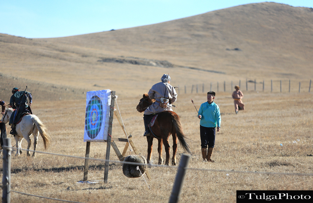 Horse Archery Mongolia