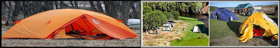 Travel Info Tent expe