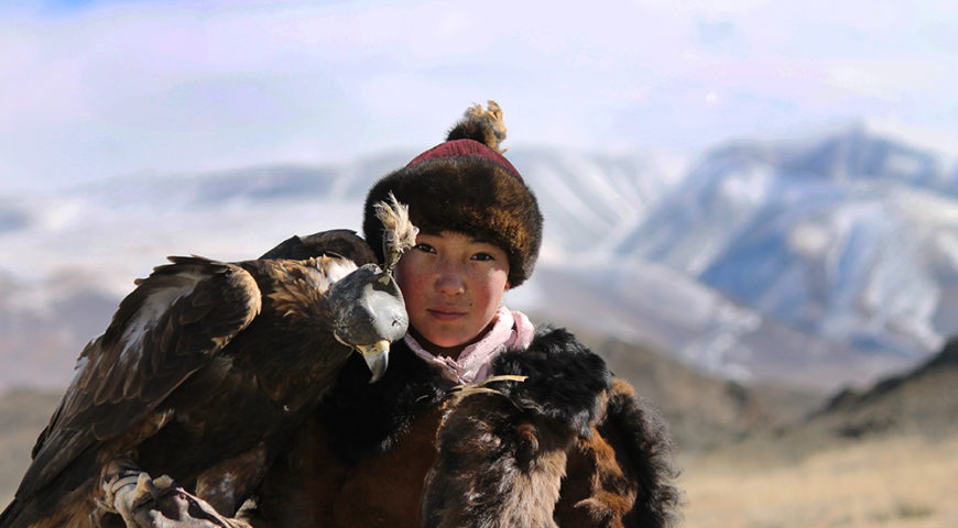 Eagle Huntress Zamanbul