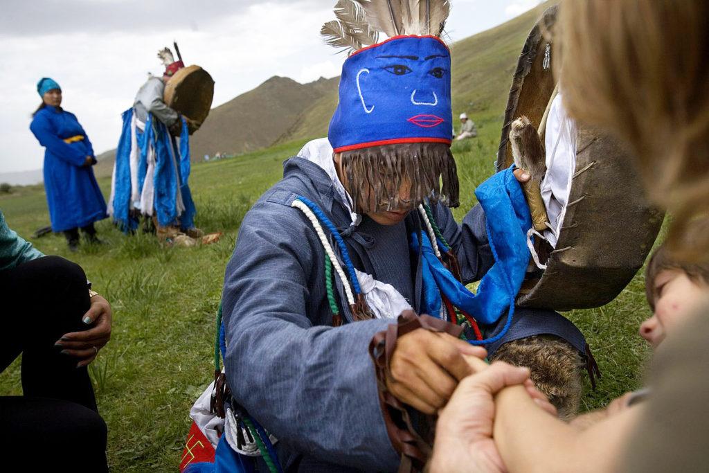 Horse Boy documentary shaman