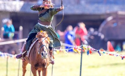 Horse Archery Tour Mongolia with Nomadic Trails