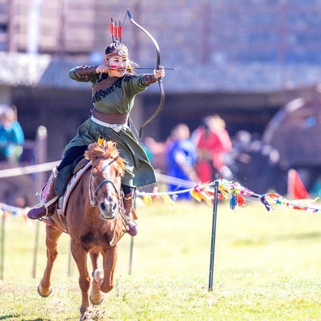 Horse Archery Tour Mongolia with Nomadic Trails