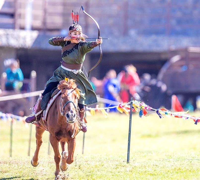 Horse Archery Tour