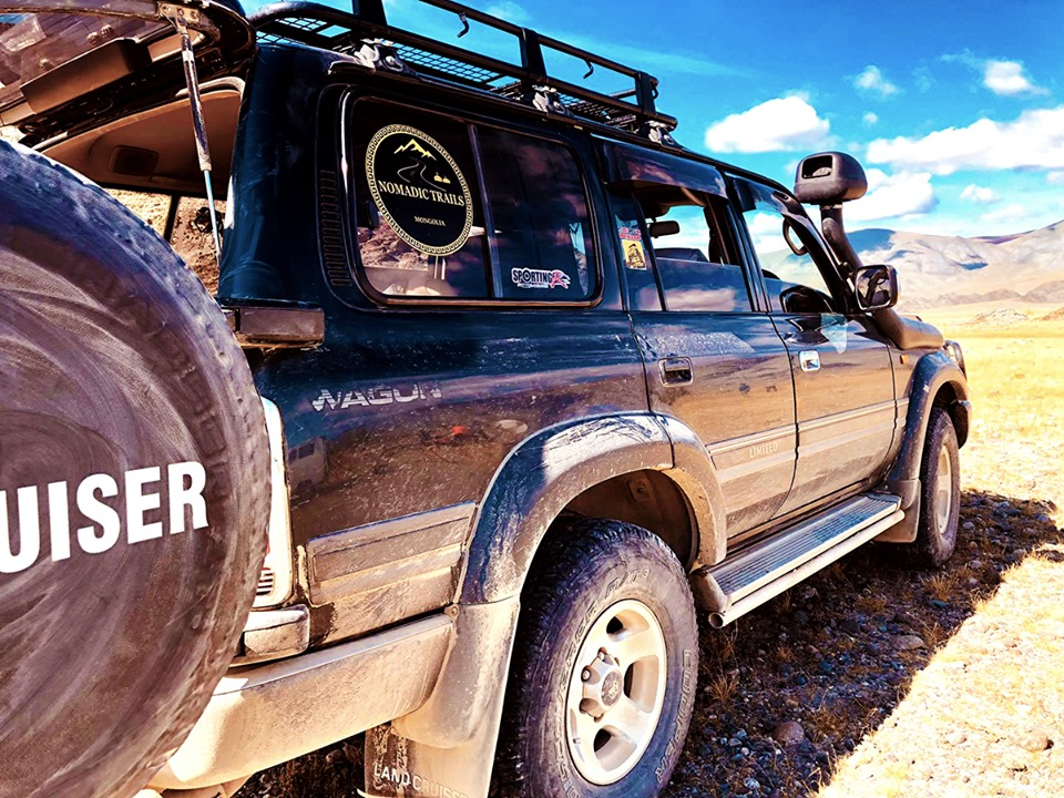 Adventure Tour Jeep Mongolia