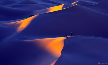 Gobi Tour colorful Sand dunes of Mongolia