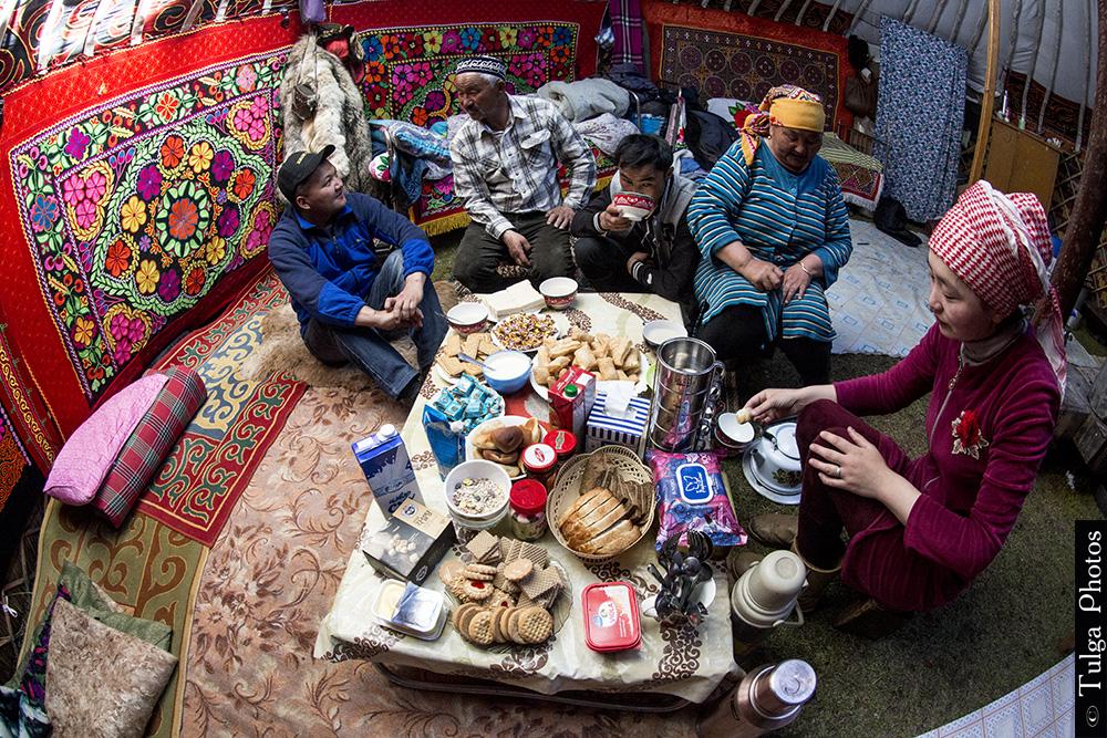 Kazak Family