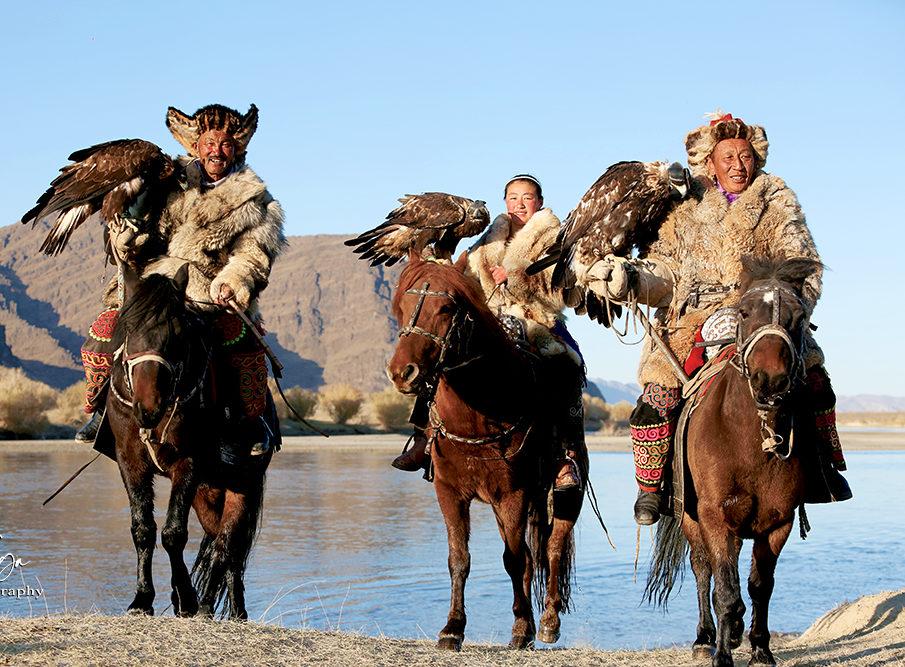 Local Golden Eagle Festival
