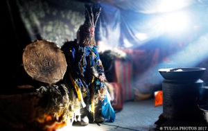 Spiritual Shaman Tour male shaman
