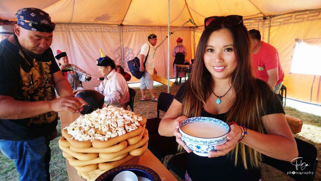 Naadam Festival Food Nomadic Trails