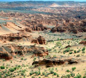 Khermen Tsav Canyon