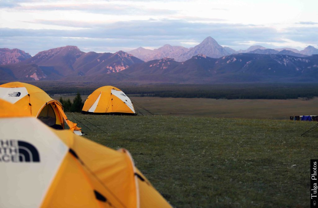 Tented Camping