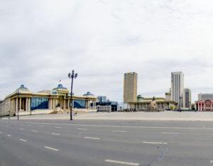 Ulaanbaatar Main Square