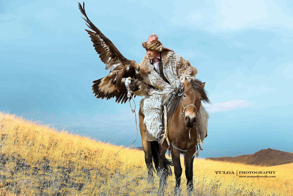 The Golden Eagle Hunter