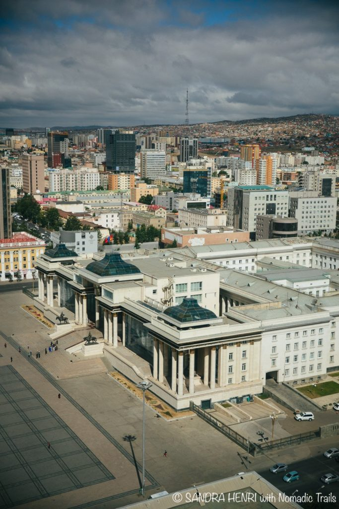 Sandra Henri Ulaanbaatar city