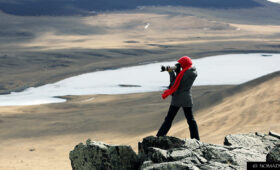 Photography tour to Tsaatan Reindeer Herders - traveller