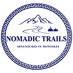 Nomadic Trails new logo