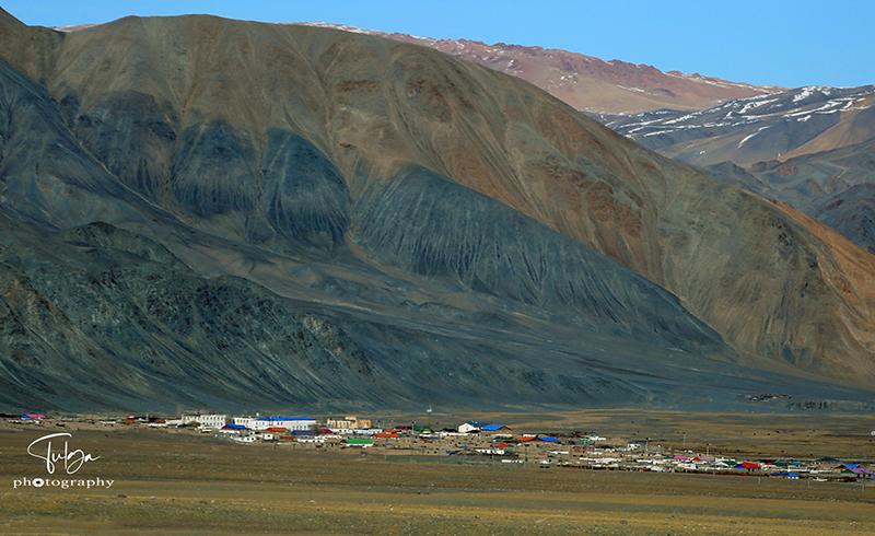 Altai Town Bayan-Ulgii province