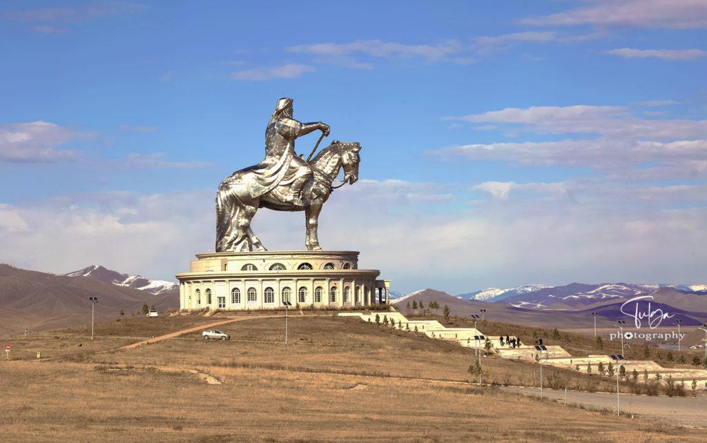 Chinggis Khaan Statue tour