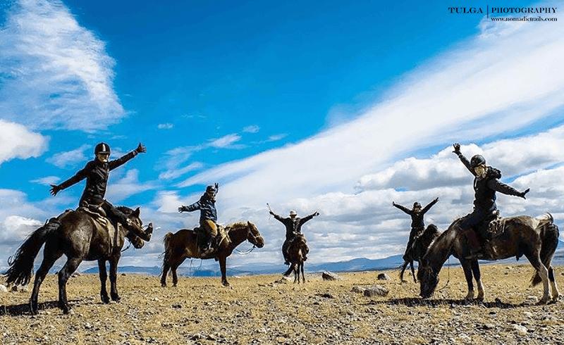 horse riding tour to dukha people mongolia | Horseback riding tips - Nomadic Trails