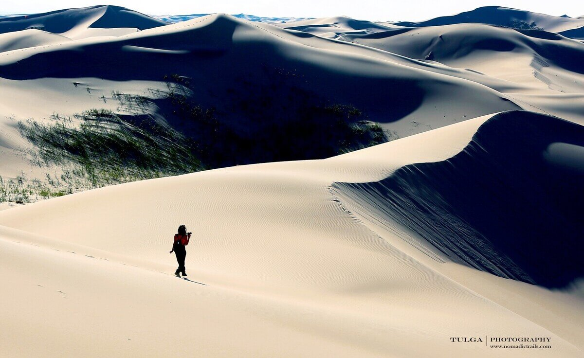 Must see destination in Mongolia Khongoriin Els