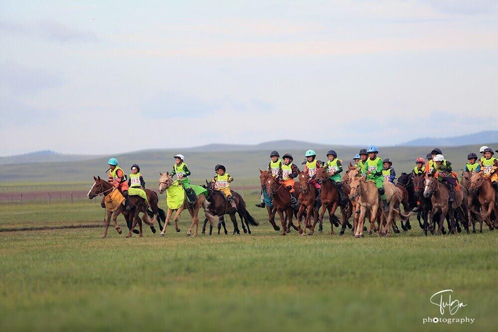 Naadam Festival Mongolia Horse racing